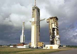 Ensemble de lancement d'Ariane 4