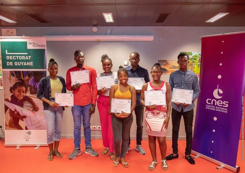 Remises bourses d'études CNES 2019