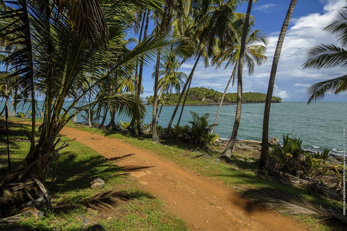 Sentier de l'île royale
