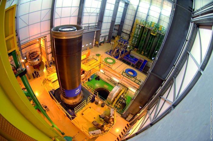 L'usine de propergol de Guyane