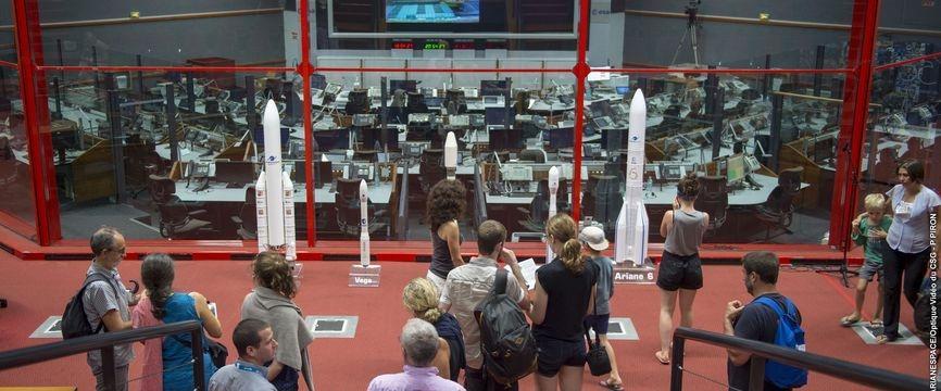 Réouverture du musée de l'Espace et reprise des visites !