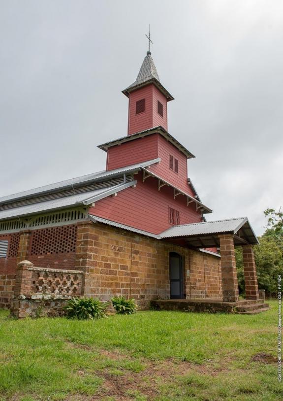 Chapelle des îles du Salut